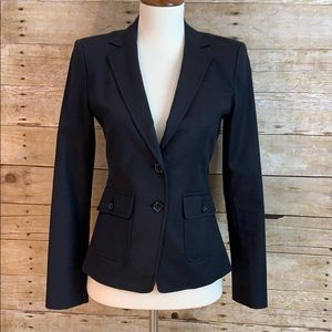 Banana Republic Fitted Jacket